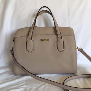 Like New Kate Spade zippered satchel.